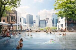 Brooklyn Bridge Park Is Getting a Pool!