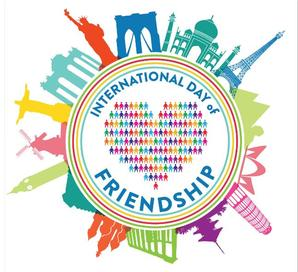 Celebrate International Day of Friendship